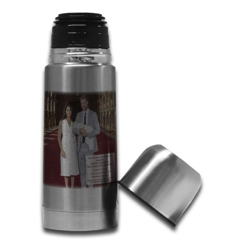 350ml Royal Baby Master Archie Harrison Mountbatten-Windsor Stainless Steel Thermos Flask Bottle